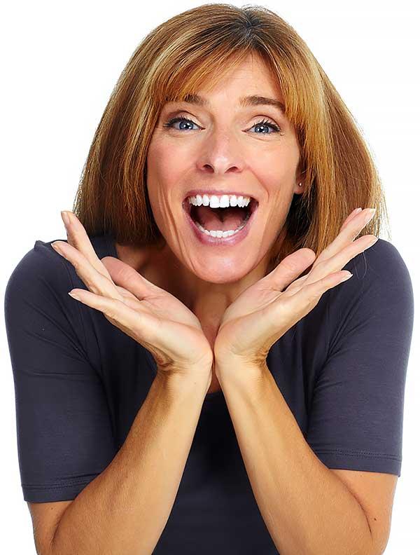 woman who received laser vaginal rejuvenation